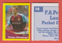 Aston Villa Thomas Hitzlsperger Germany 16 BTL